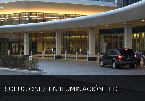 Soluciones en iluminación LED