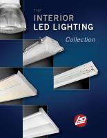 Colección de iluminación LED interior