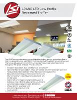 LPASC Sizzle Sheet