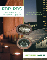 LSI Serie Greenlee RDB-RDS