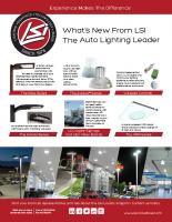Qué hay de nuevo en LSI