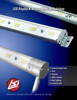 Soluciones de iluminación lineal LED
